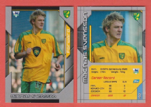 Norwich City Mathias Svensson